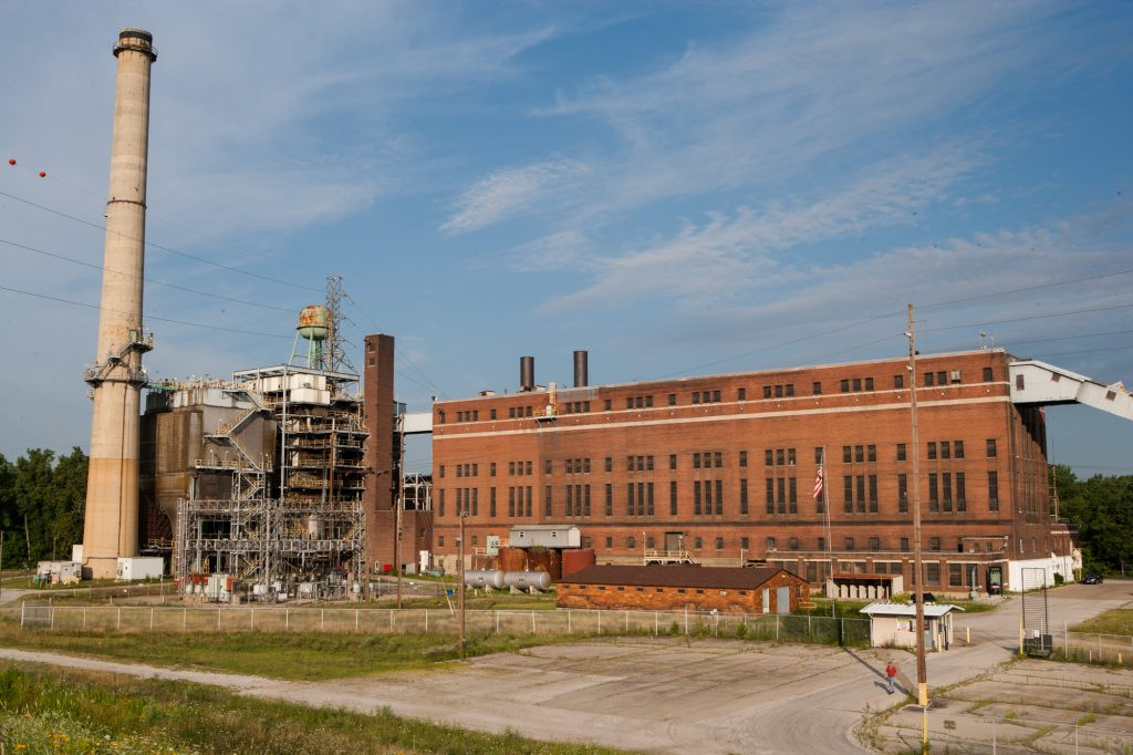 PHOTOS: Demolition, rehab underway at defunct riverfront AEP plant (Video)