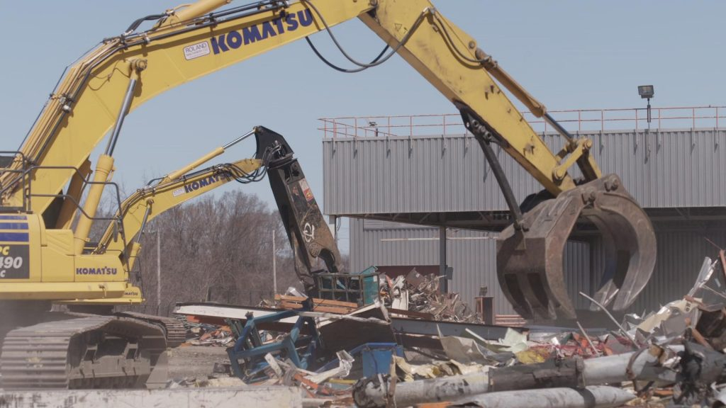 CDC Creates Demolition Company to Support Many Ongoing Brownfield Redevelopment Projects