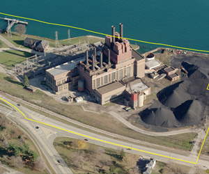 DTE Energy finalizes sale of historic Marysville Power Plant to Commercial Development Company