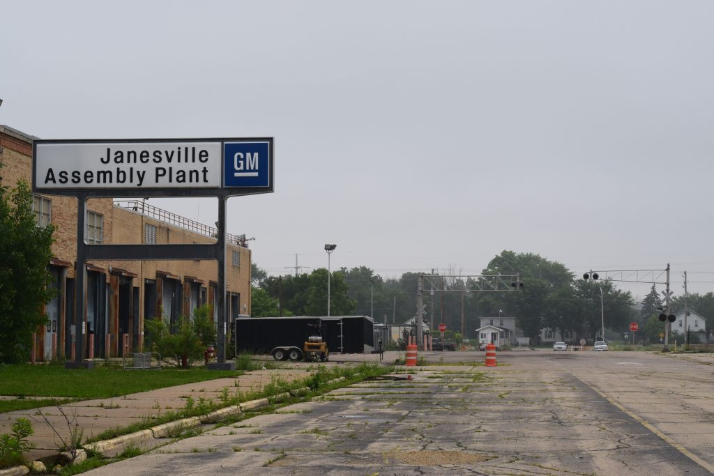 Closed GM plant sold