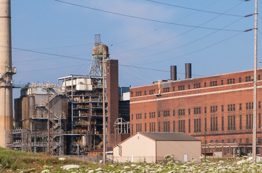 CDC to refurbish Lockbourne plant