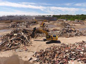 GM demolition photo