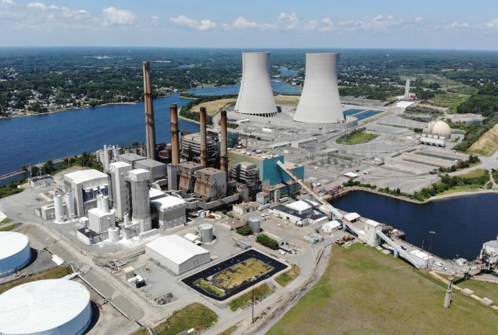 CDC Rebrands Former Coal Power Plant as Brayton Point Commerce Center