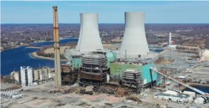 Brayton Point Cooling Tower Implosion Planned for April 27, 2019