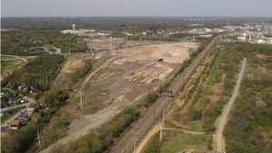 Huge multi-use project underway at Claymont steel-mill site