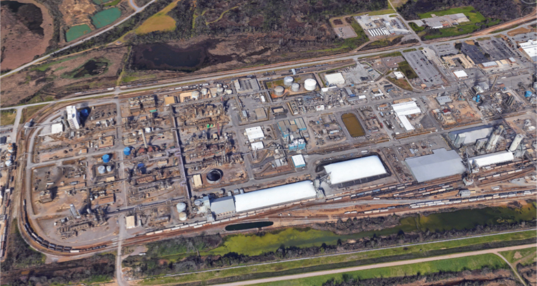 Series of Online Auctions Announced to Liquidate Assets at Retired Fibrant Chemical Plant in Augusta, GA