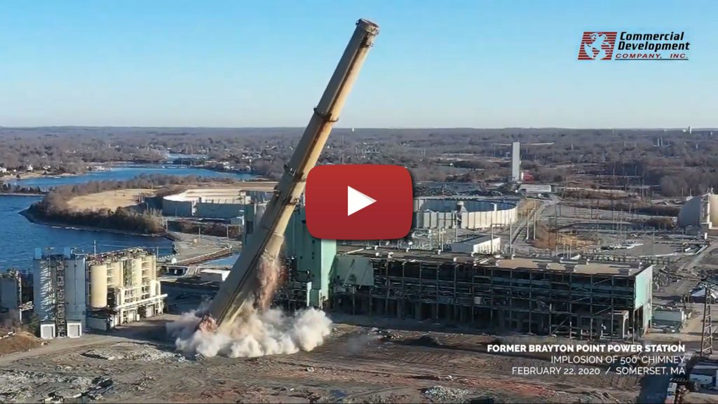 Power Plant Implosion Video, ELT Commentary on Superfund Budget Cuts, Spring Conferences