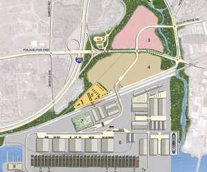 River, rail, and roads at heart of Evraz redevelopment plan