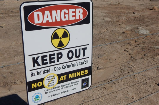Would you buy a poisoned Superfund site? He just did