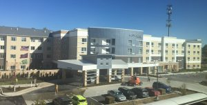 CDC Completes Des Peres Quarry Redevelopment Project with New 211-Room Marriott Hotel in West St. Louis County
