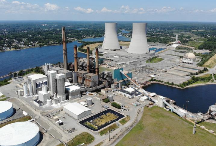 CDC RebrandsFormer Coal Power Plant as Brayton Point Commerce Center
